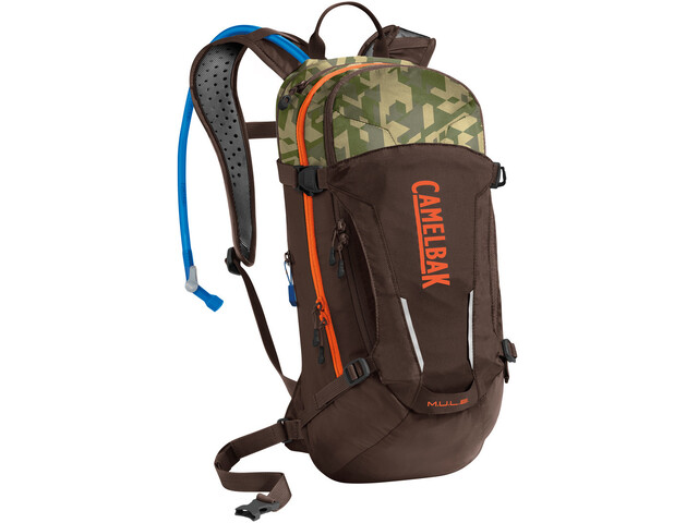CamelBak M.U.L.E. Hydration Pack medium brown seal/camelflage